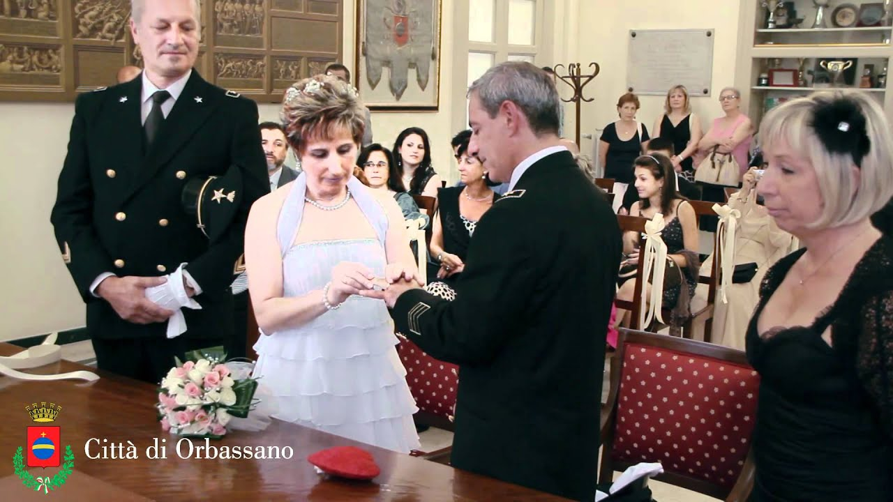 Matrimonio In Comune : Matrimonio civile youtube