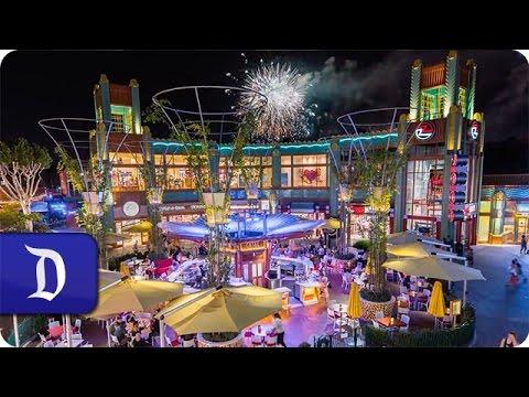 Downtown Disney District Hyperlapse | Disneyland Resort