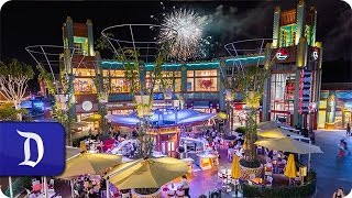 Downtown Disney District Hyperlapse | Disneyland Resort