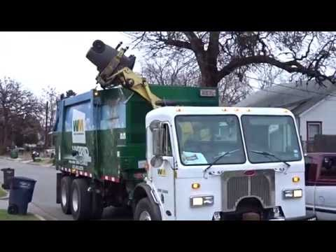 Waste Management of Fort Worth Texas