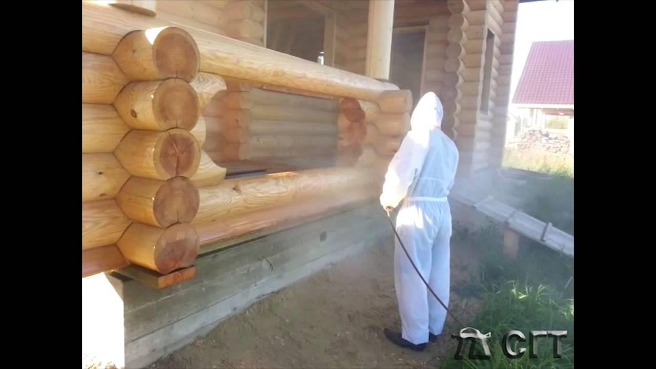 Масло для дерева Акватекс Бальзам : нанесение - YouTube