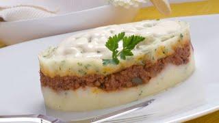 Receta De Pastel De Patata Y Carne Karlos Arguiñano Youtube
