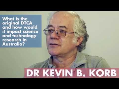 The Defense Trade Control Act - Kevin Korb