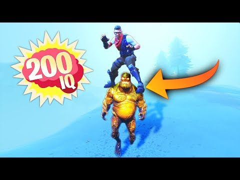 200 IQ + ZOMBIE = WIN! - Fortnite Funny WTF Fails and Daily Best Moments Ep. 895