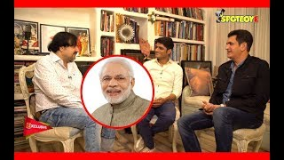 PM Narendra Modi Biopic EXCLUSIVE Interview With The Makers - Omung Kumar & Sandip Ssingh