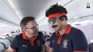 RCB Insider: Travel Diaries with Nags
