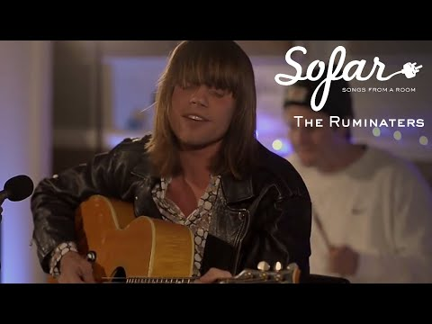 The Ruminaters - Mr Bubbles | Sofar London