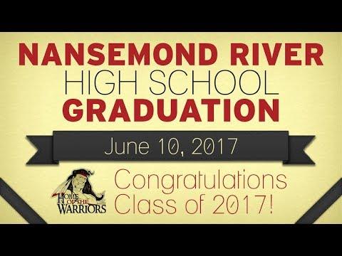 Nansemond River High School Graduation 2017