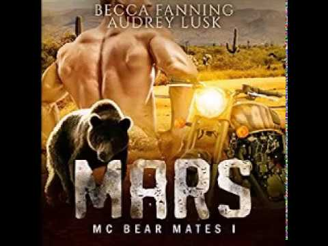 Mars; MC Bear Mates, Book 1 Audiobook