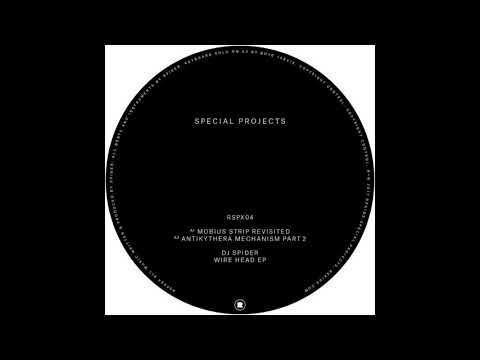 DJ Spider - Sub Atomic Vibrations
