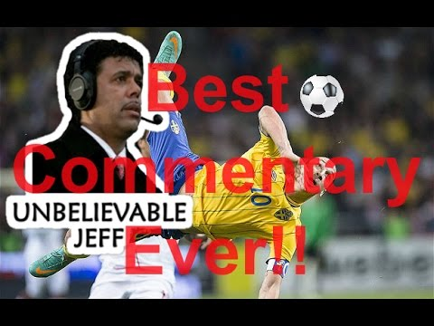 Best Football Commentary Ever | Top 5 Most Famous Pieces Of Football Commentary! | Hd