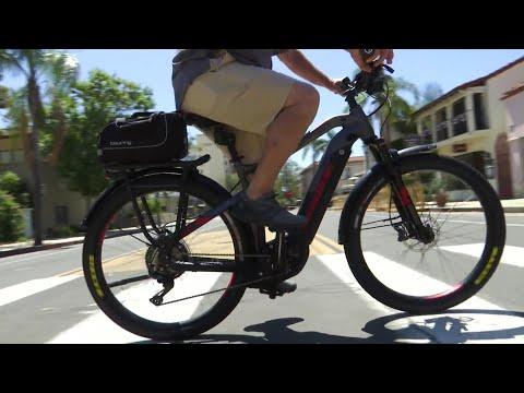 Electric Bikes of Santa Barbara seeing surge in sales