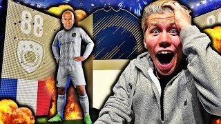 PAKKER ET ICON PÅ FIFA 18!! 🙈🔥 91 RANGERT WALKOUT & EKSTREME PAKKER!!