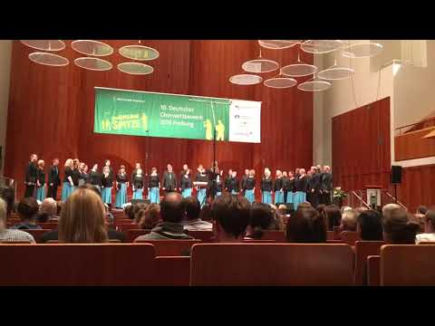 10. DCW-Wettbewerb: Kat. A2 -  VIA NOVA CHOR, München  (Mai 2018)
