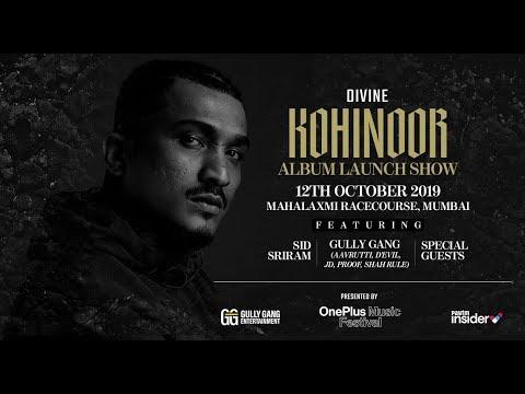 Download Lagu  DIVINE - Kohinoor | Album Launch Mumbai Mp3 Free