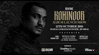 DIVINE - Kohinoor | Album Launch Mumbai