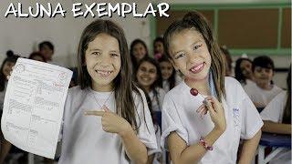 A ALUNA EXEMPLAR - CLIPE OFICIAL - PLANETA DAS GÊMEAS thumbnail