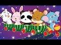 Baby Animals | Little Elephant riding watermelon toy car | Funniest Cartoons for kids