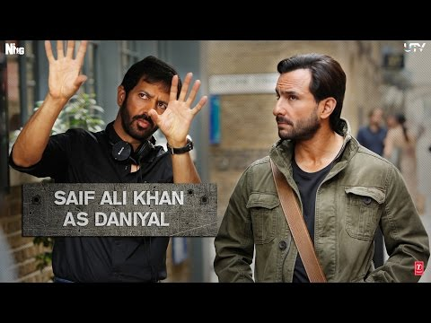 Saif Ali Khan as Daniyal | Phantom | Releasing August 28