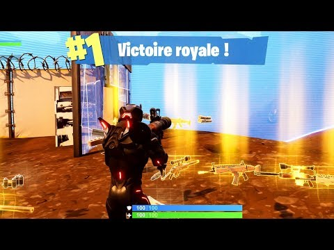 TOP 1 FORTNITE : SOLO SQUAD OR