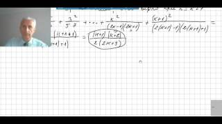 Метод математической индукции- занятие 2