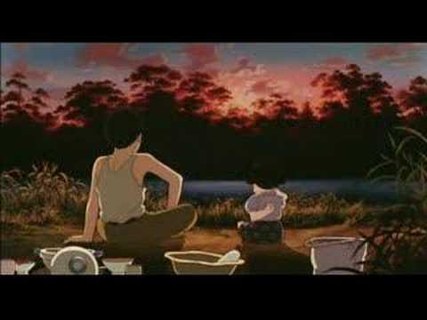 Trailer do filme Túmulo dos Vagalumes