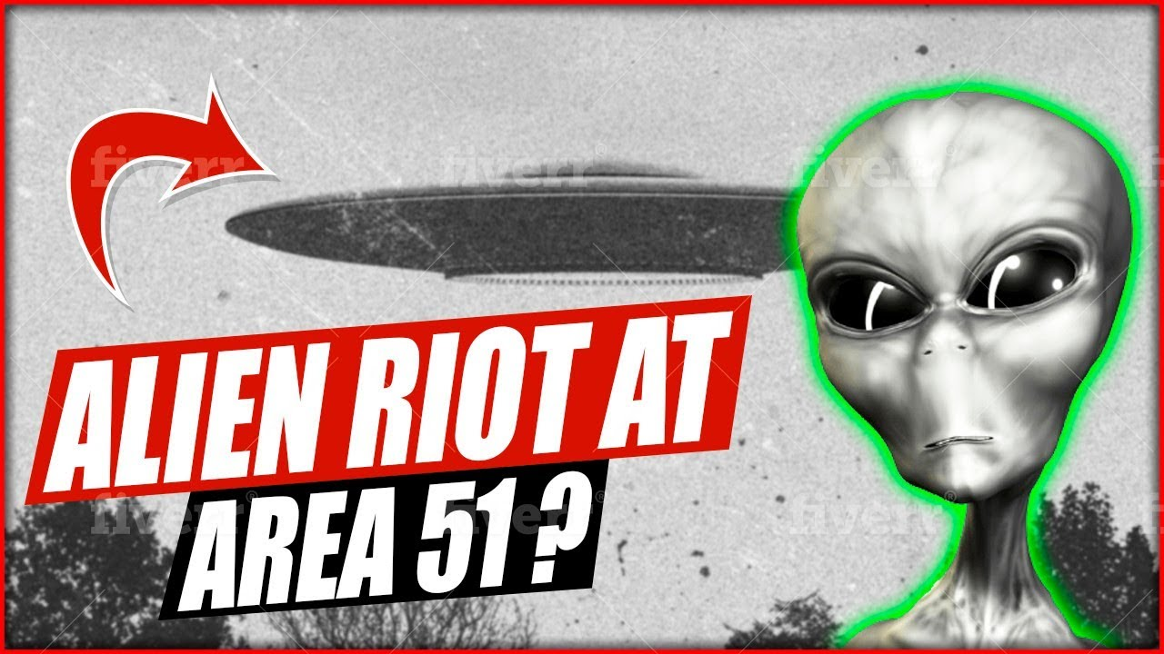 Facebook Event Gathers over 500k Attendees For Area 51 Riot..