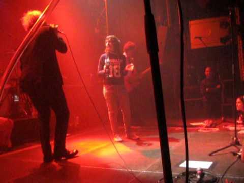 Gerard Way - Get the gang together. Madrid....