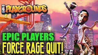 nba playgrounds 2 gameplay