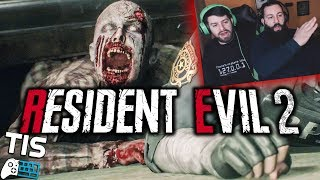 ΦΡΙΚΗ! - Resident Evil 2 Demo | TechItSerious