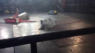 Extreme Robots Cheltenham 2018: Heavyweight Rumble (Read Description)