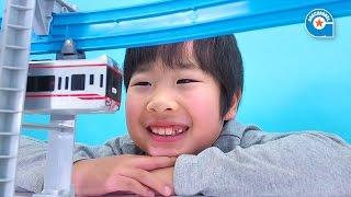 プラレールの湘南モノレール5000系セット【がっちゃん】Plarail thumbnail