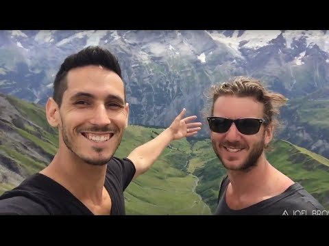 Epic Adventures in Switzerland!