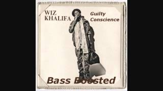 Wiz Khalifa - Guilty Conscience (BASS BOOSTED) HD 1080p