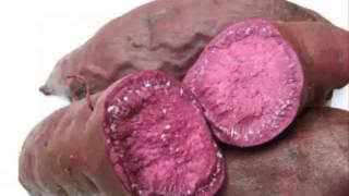 Purple Yam Vegetable & its health Benefits