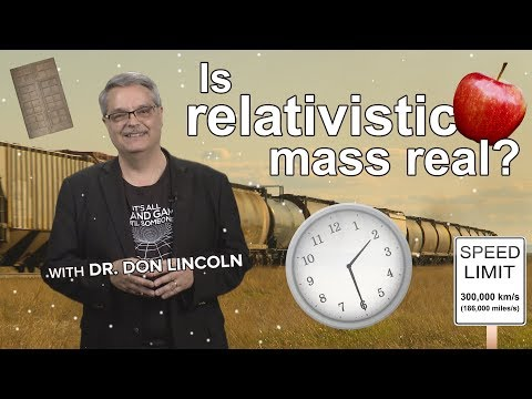 Is relativistic mass real?