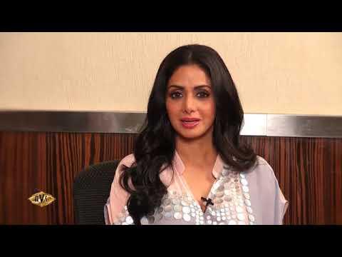 Sridevi s Last Promise to her Fans   Unpredictable Life   RIP Sridevi Ji