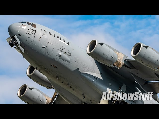 Military Jet Highlights (Part 2/3) - Airshow London 2020