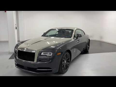 2020 Rolls-Royce Wraith Eagle VIII Collection 1of 50 - Walkaround 4k