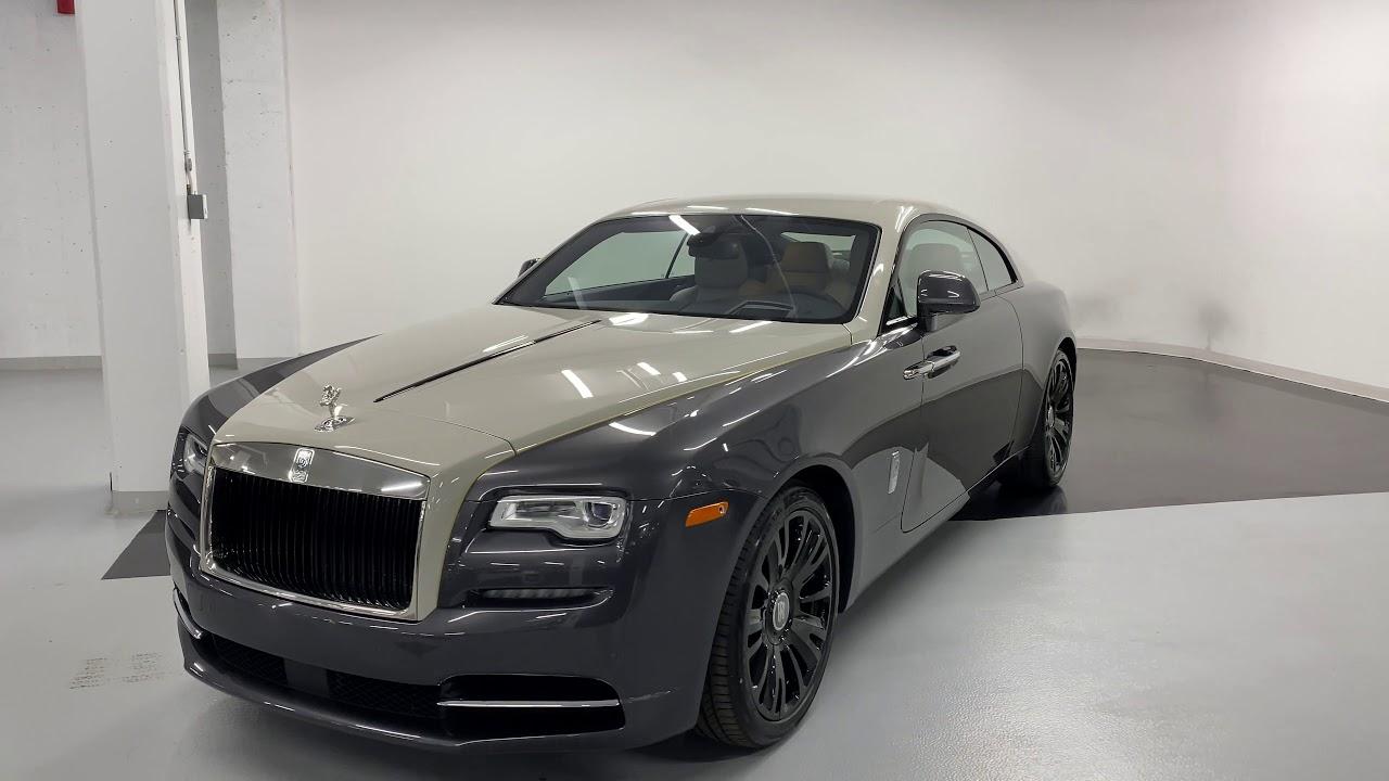 2020 Rolls Royce Wraith Eagle Viii Collection 1of 50 Walkaround 4k Youtube