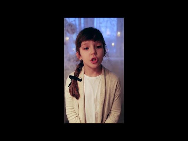Изображение предпросмотра прочтения – АлисаКудрявцева читает произведение «Девушка пела в церковном хоре» А.А.Блока