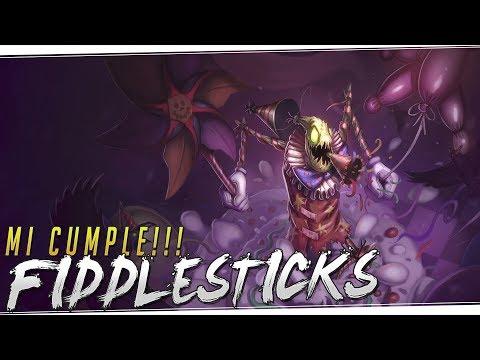 OTRO CUMPLEAÑOS MÁS CON VOSOTROS :D | Fiddlesticks