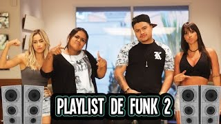 PLAYLIST DE FUNK 2 (FT MITICO E PANICATS)
