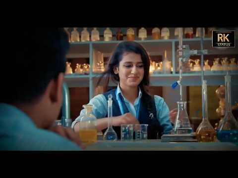 Priya Prakash Warrier Govychy Kinaryavar Part 3 WhatsApp Status
