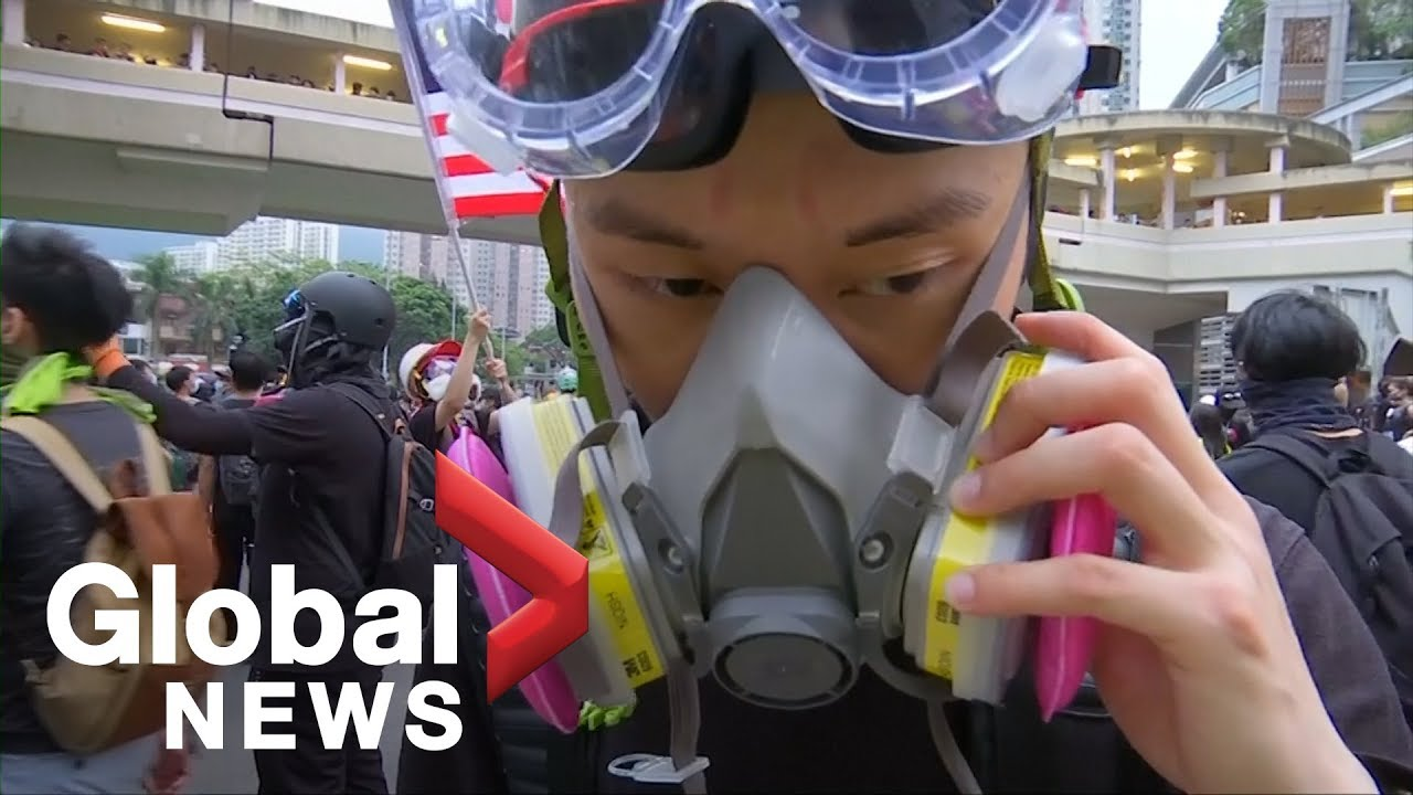 Hong Kong protesters speak about why they march
