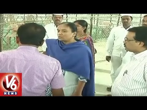 All Arrangements Set For Election Counting | Telangana Assembly Polls 2018 | V6 News