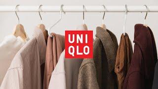 UNIQLO Fall/Winter 2020 Haul | My Top 10 Picks