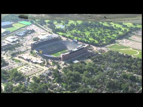 Michigan Stadium August 2011