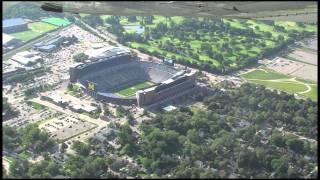 Michigan Stadium August 2011