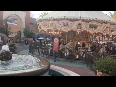 Irvine Spectrum Center Carousel